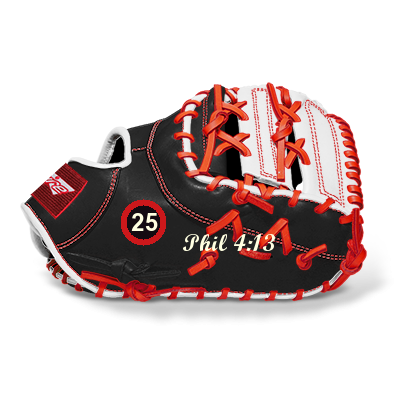 VEKOA Custom Baseball Glove customer design